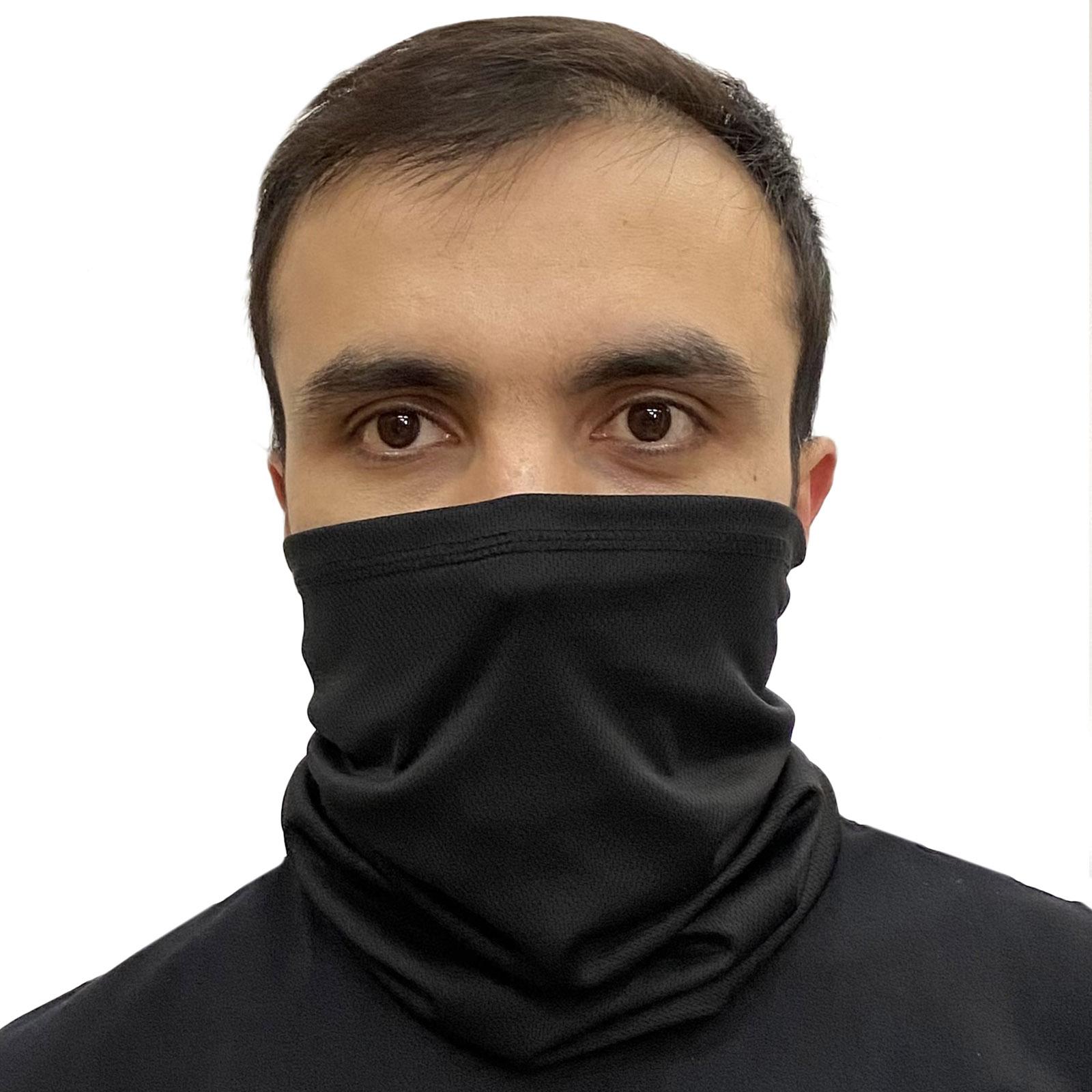 Купить шарф бафф для лица – специальная цена