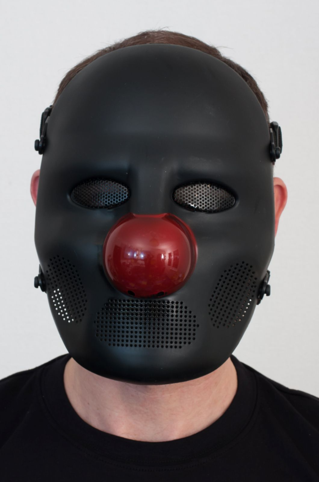 "Черная маска ""Клоун"""