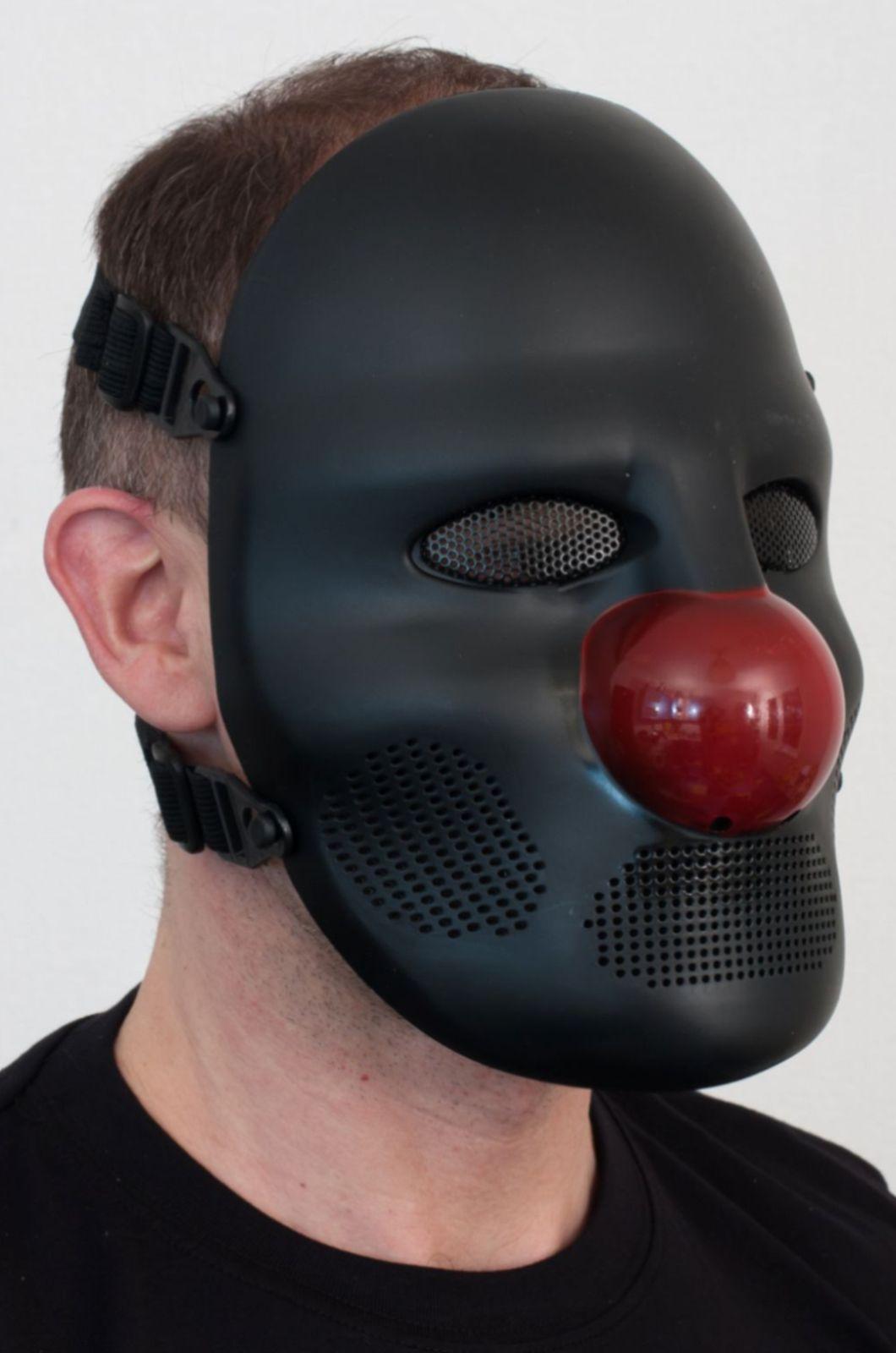 """Черная маска """"Клоун"""" по выгодной цене"""