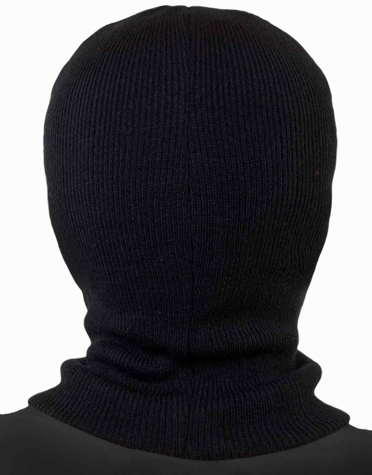 Черная маска спецназа от Военпро