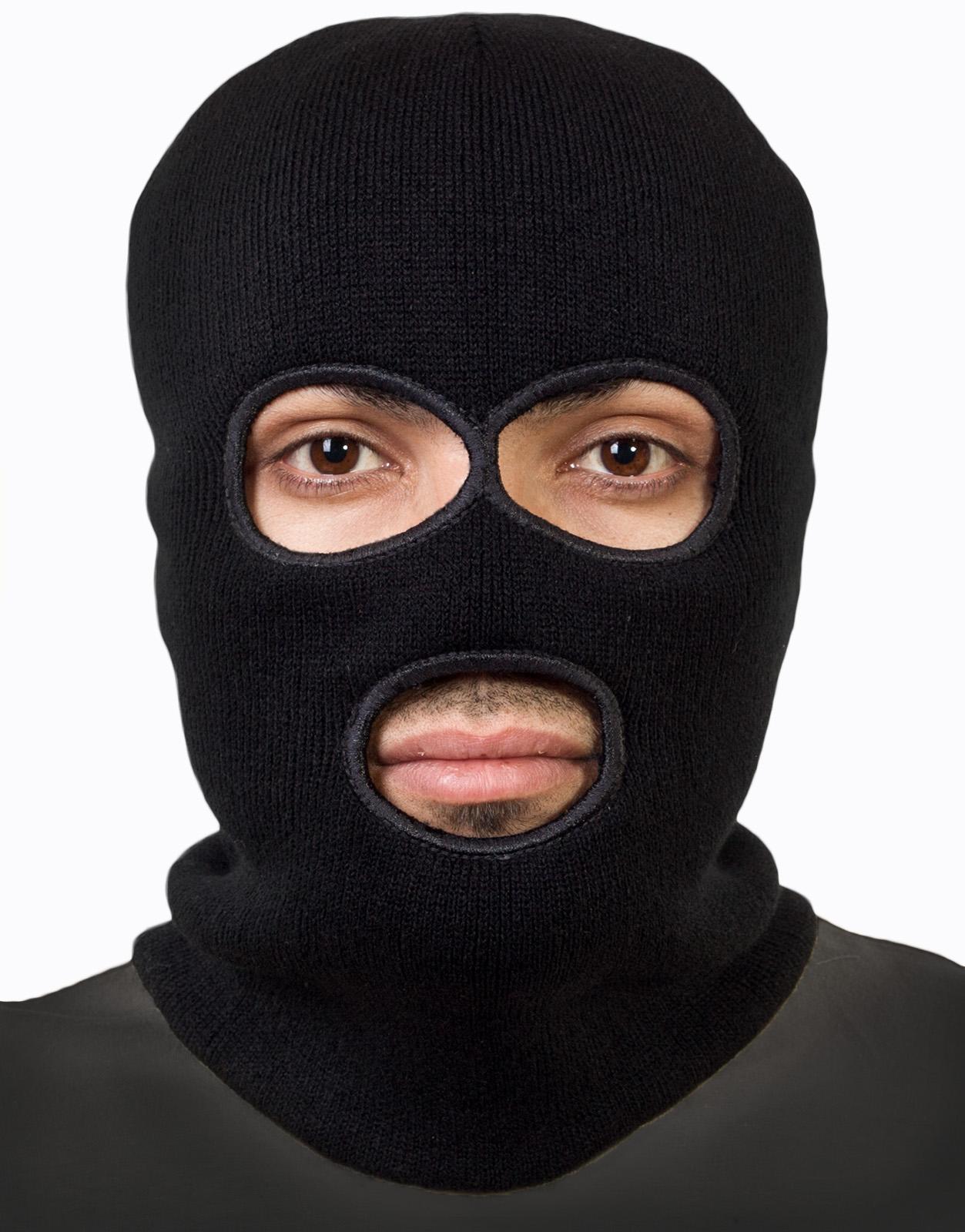 Черная маска спецназа
