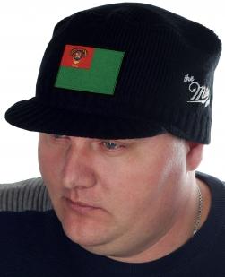 Черная мужская демисезонная кепка от бренда Miller Way - купить по выгодной цене