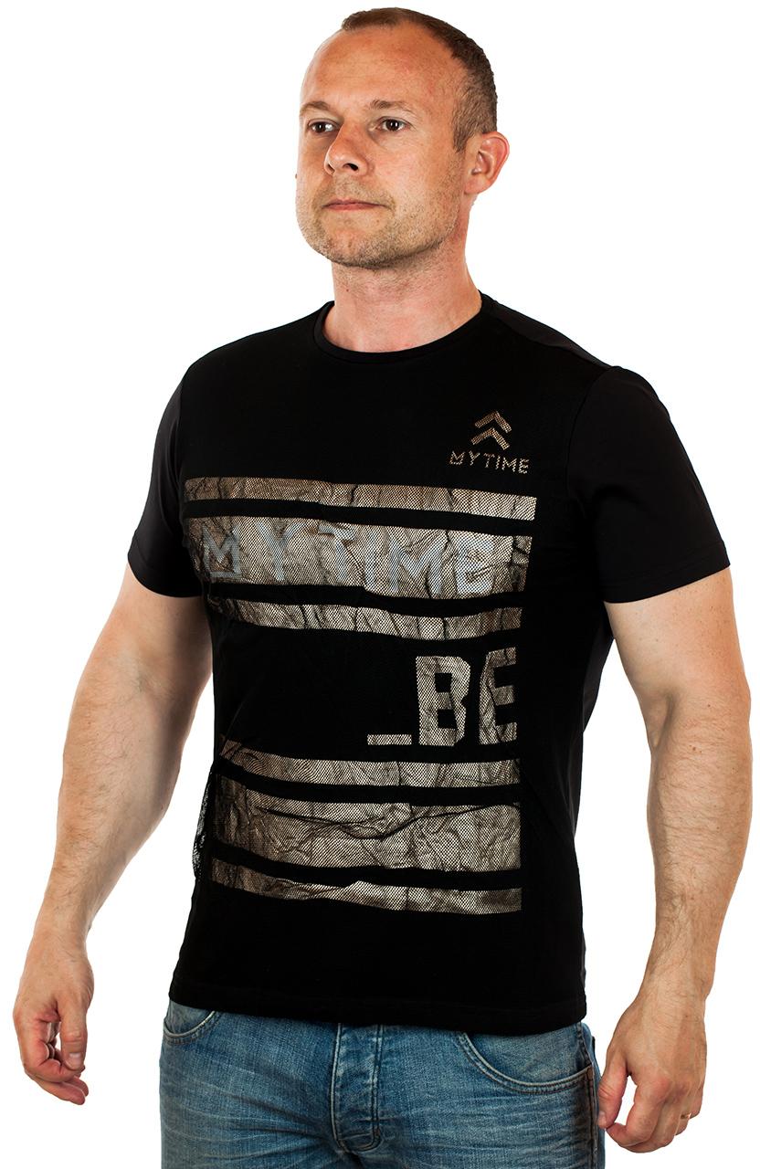 Купить недорого в Москве классную мужскую футболку