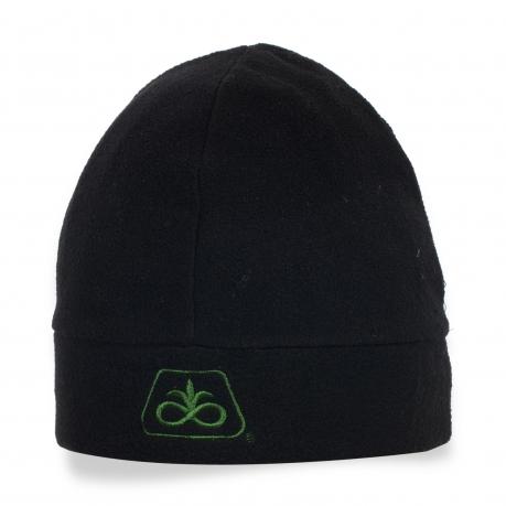 Черная мужская шапочка