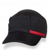 Черная притягательная кепка-немка
