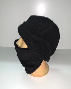 Черная шапка-маска Du Pont
