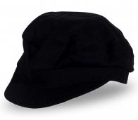 Вниманию модников Москвы! Утепленная шапка-кепка с козырьком