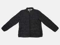 Черная стеганая женская куртка от Iwie (Италия)