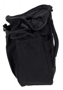 Черная сумка для фляжки в подарок афганцу с доставкой