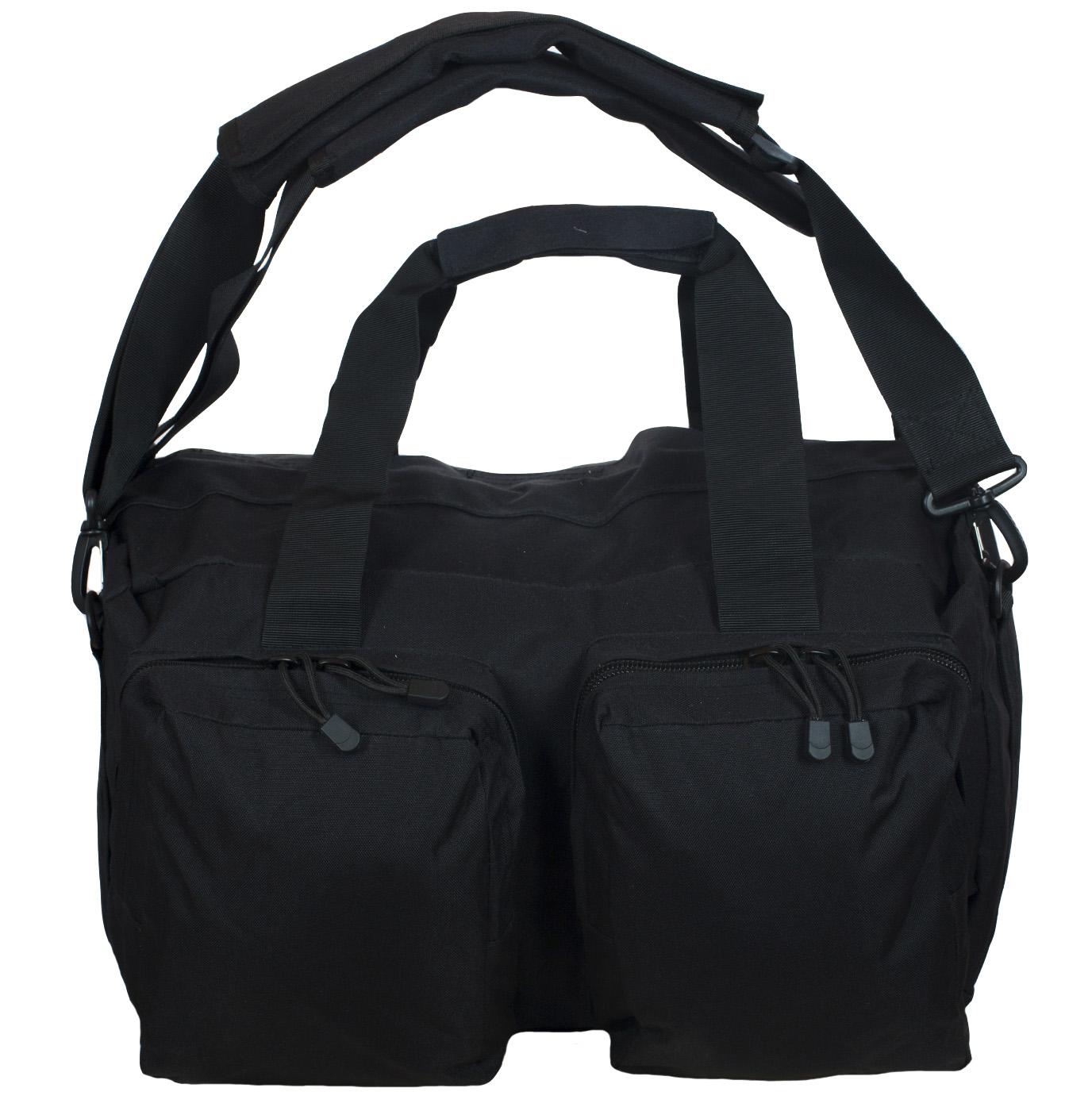 Черная заплечная сумка Флот России