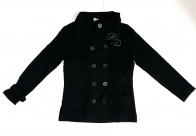 Черная женская куртка Harley-Davidson