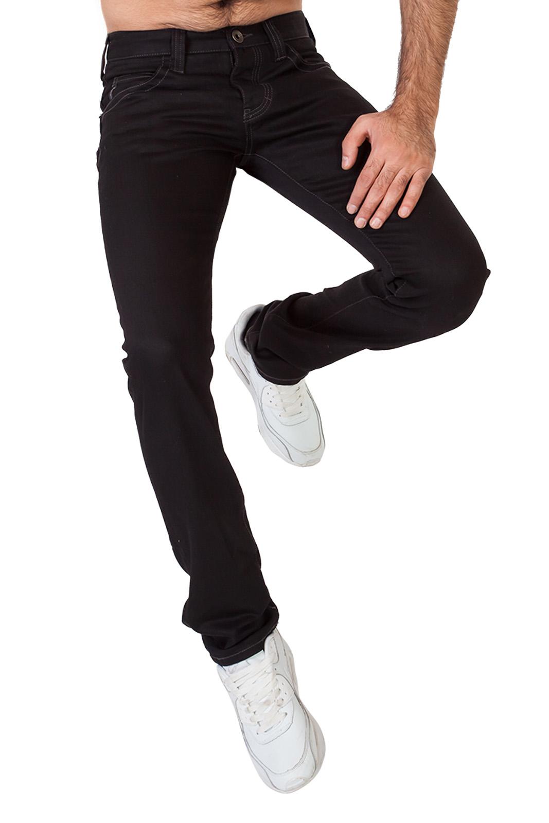 Черные мужские джинсы из Италии – оригинал!