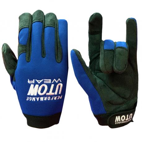 Байкерские зачетные перчатки от крутого бренда Performance UTOW