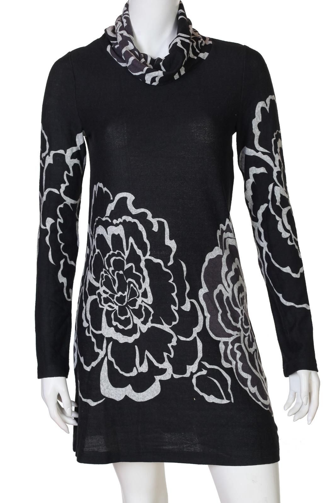 Черное брендовое платье от Ada Gatti