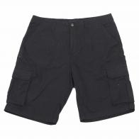 Мужские черные шорты Weatherproof с карманами карго.