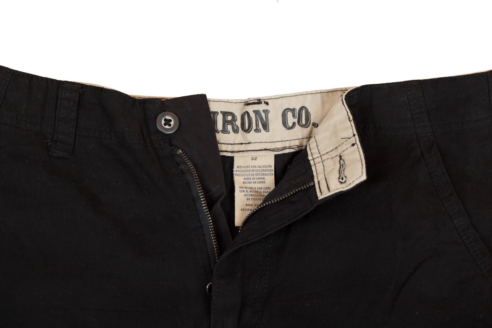 Заказать тактические шорты (Iron Co., США)