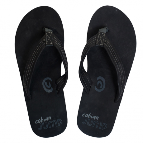 Черные классические сланцы Cobian для мужчин