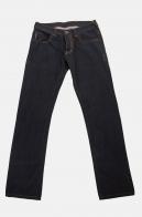 Черные мужские джинсы от итальянского бренда ARMANI JEANS