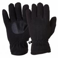 Черные перчатки из флиса WATERPROOF