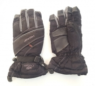 Черные с серым перчатки от Outlast