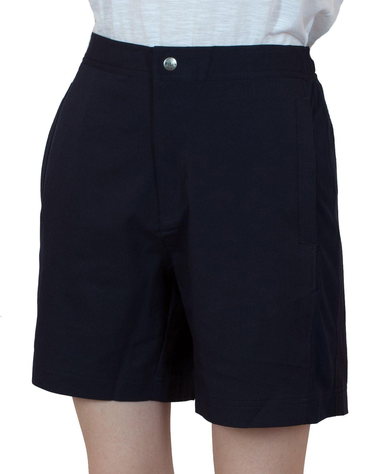 Спортивные черные шорты для женщин