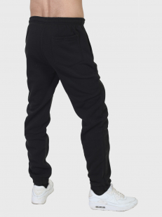 Черные утепленные спортивные штаны ВКС по выгодной цене