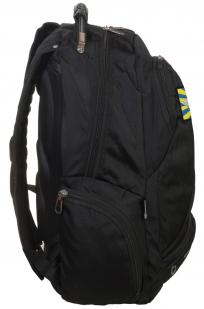 Черный городской рюкзак с нашивкой ВВС купить оптом
