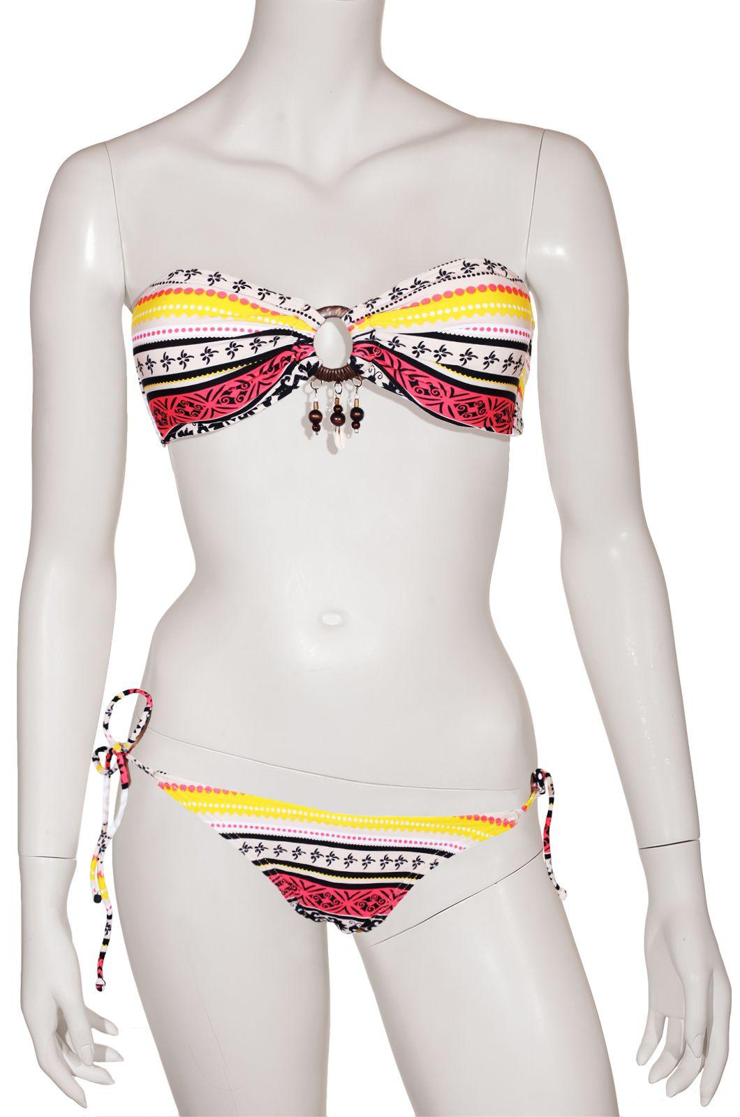 Изящное испанское бикини от Blanko