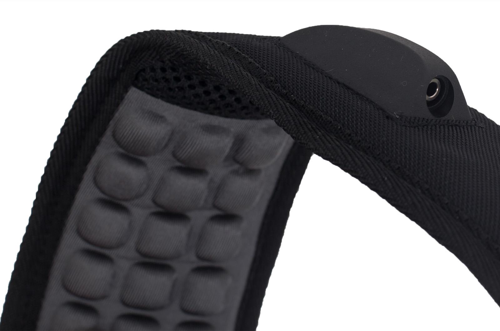 Черный мужской рюкзак с нашивкой РВСН - заказать в подарок