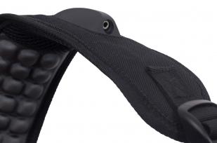 Черный повседневный рюкзак МВД - заказать в розницу