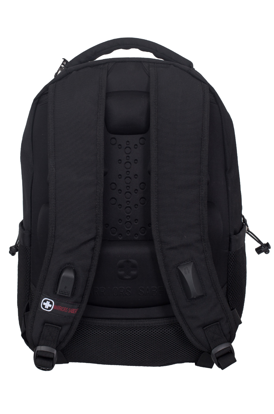 Купить черный повседневный рюкзак Погранвойска оптом и в розницу