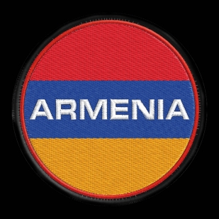 Чёрный рюкзак универсального назначения Армения