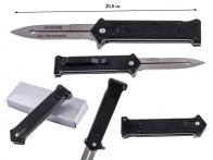 Черный складной нож Tac Force Joker