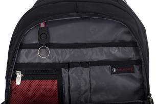 Черный универсальный рюкзак ФСО - заказать онлайн
