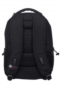 Черный универсальный рюкзак ФСО - заказать выгодно