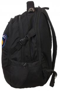 Черный универсальный рюкзак с нашивкой ДПС - купить с доставкой