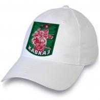 """Чёткая бейсболка с трансфером """"Кавказ"""""""