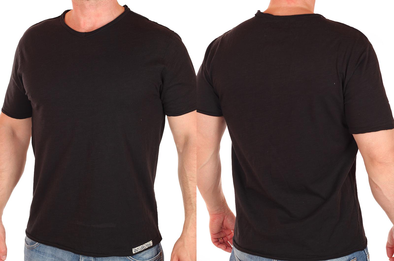 Чёткая мужская футболка для крутых парней от Cremieux (Франция)