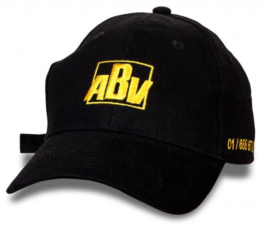 Чёткая и оригинальная кепка aBv