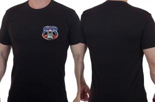 Чёткая мужская футболка Спецназ ГРУ
