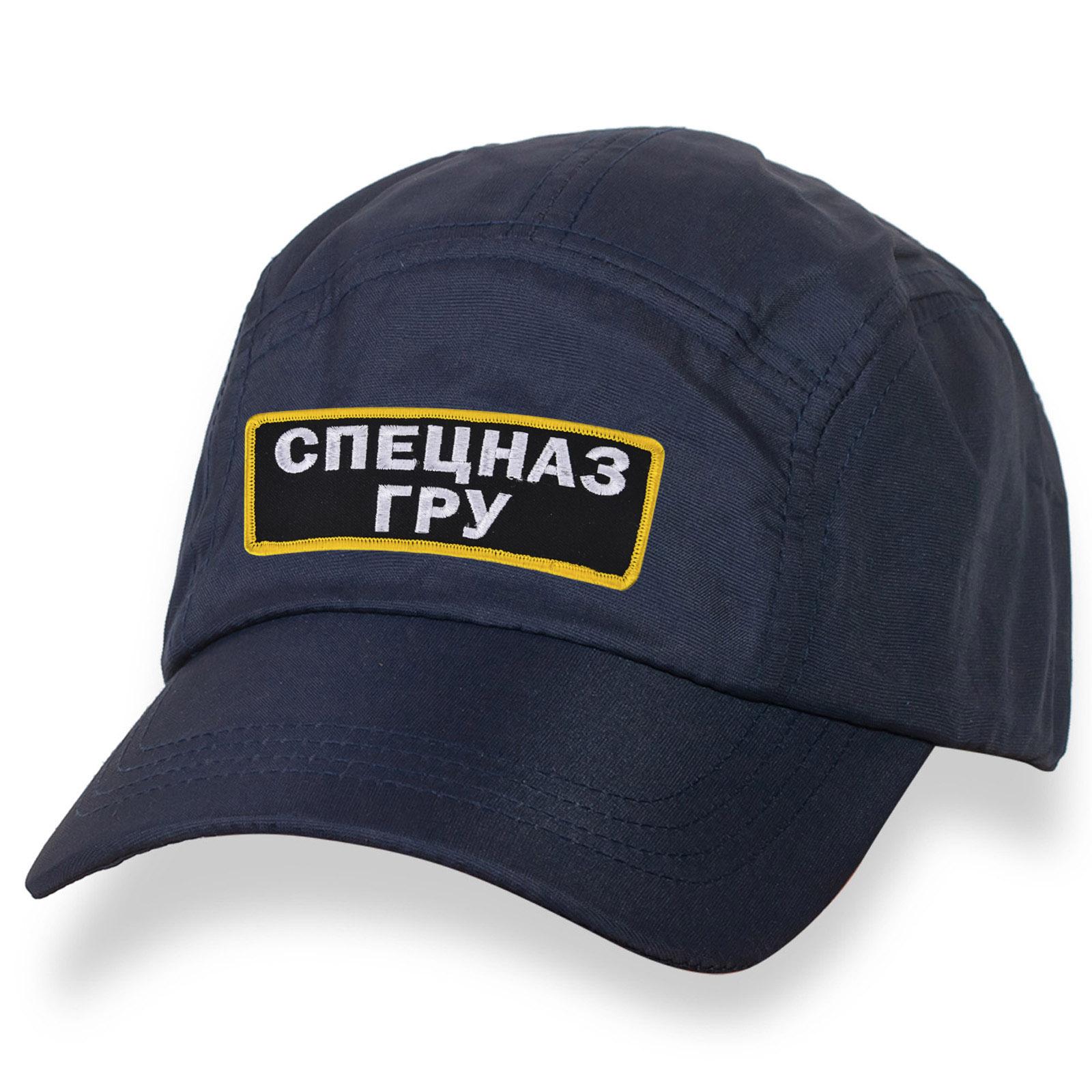 """Четкая мужская кепка """"Спецназ ГРУ"""""""