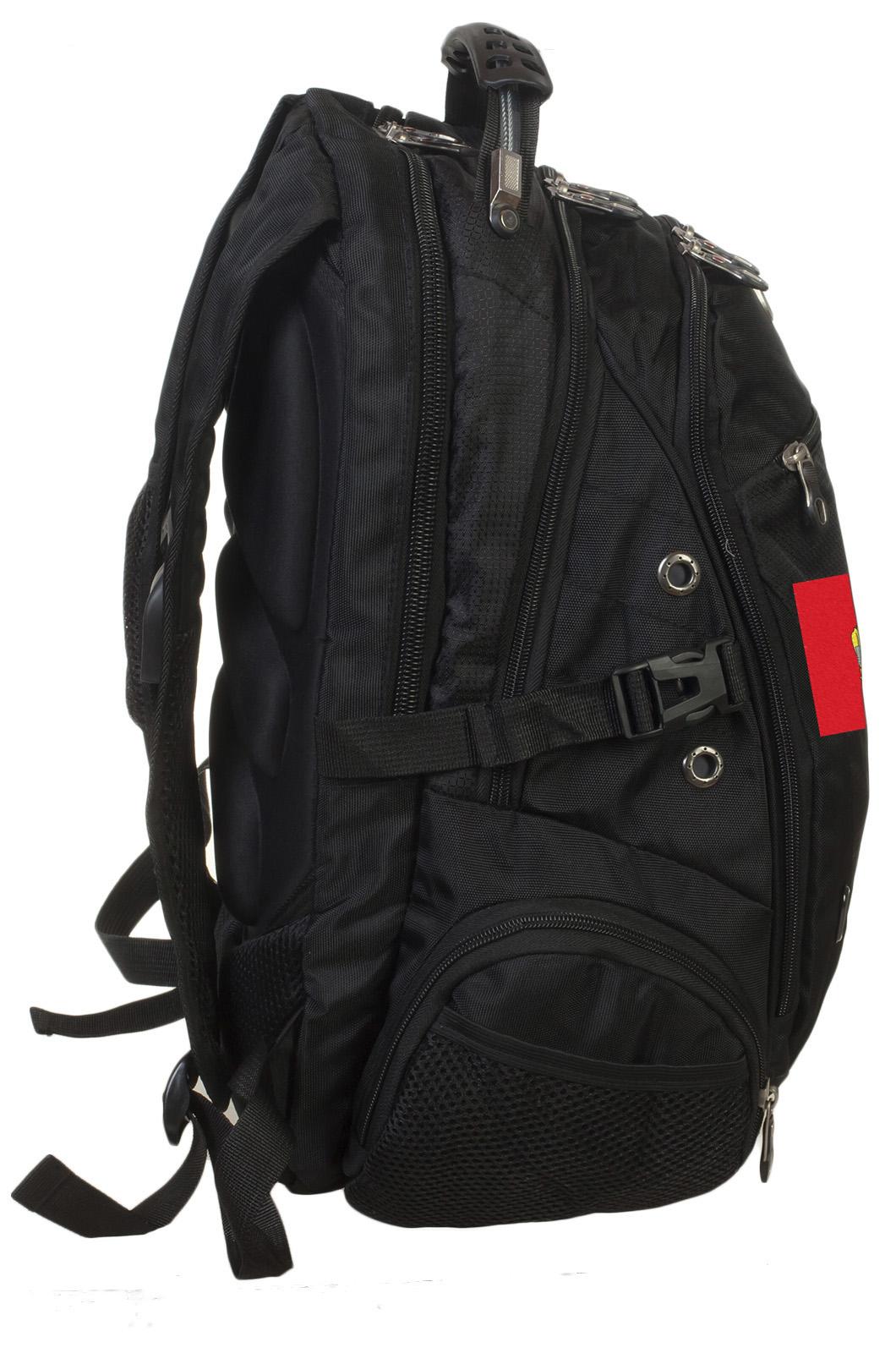 Заказать четкий городской рюкзак с нашивкой СПЕЦНАЗ