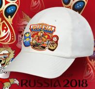 Чисто русский сувенир для наших покупателей! Кепка «Мишка с матрешками» от наших лучших дизайнеров. Только у нас, то что тебе нужно!