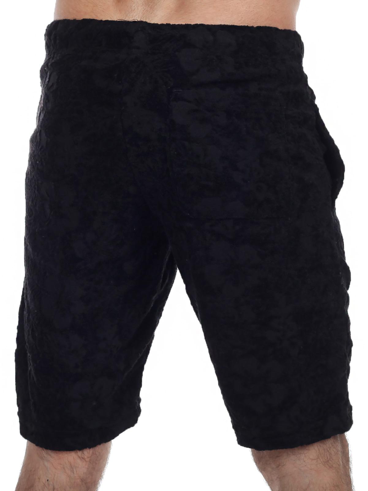 Купить в интернет магазине натуральные мужские шорты до колен