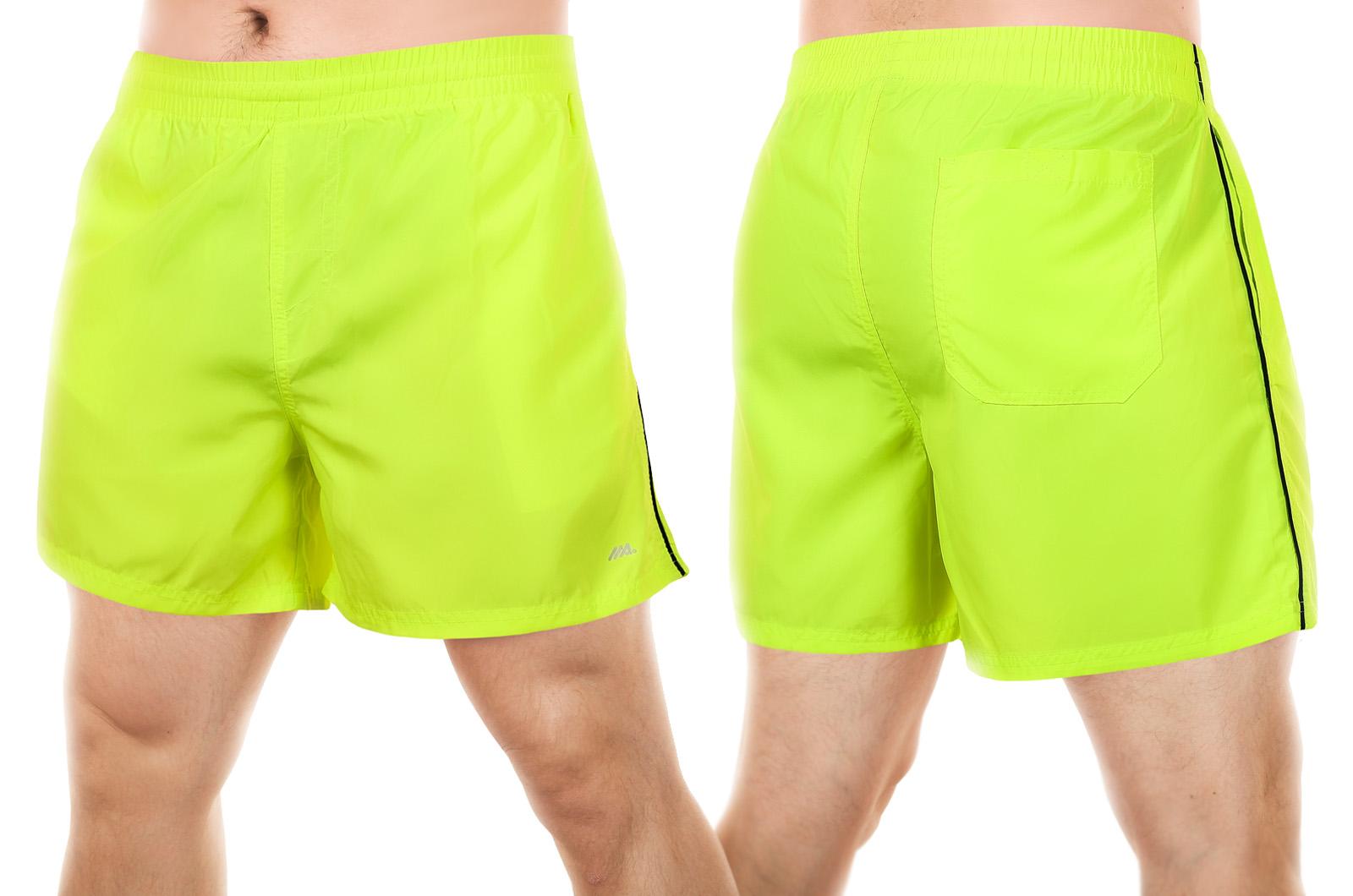 Заказать чумовые пляжные шорты для крутых пацанов от канадского производителя MACE