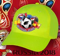 Сочная бейсболка Russia 2018.