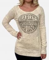Стильная женская кофта Harley-Davidson