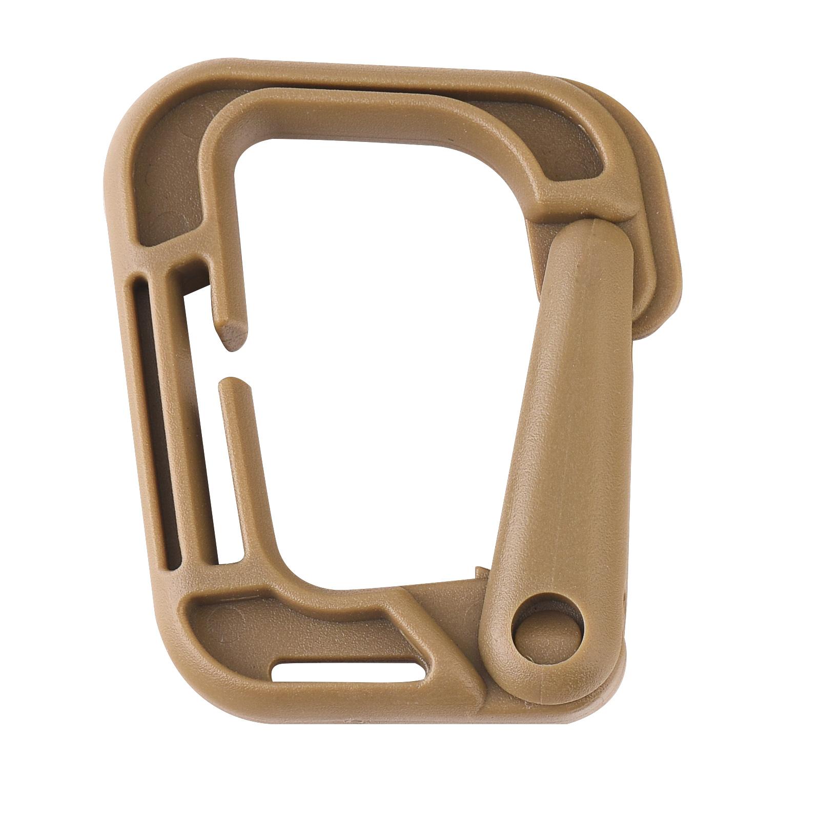 D-образный тактический карабин M-Tec Grimloc (хаки-песок)