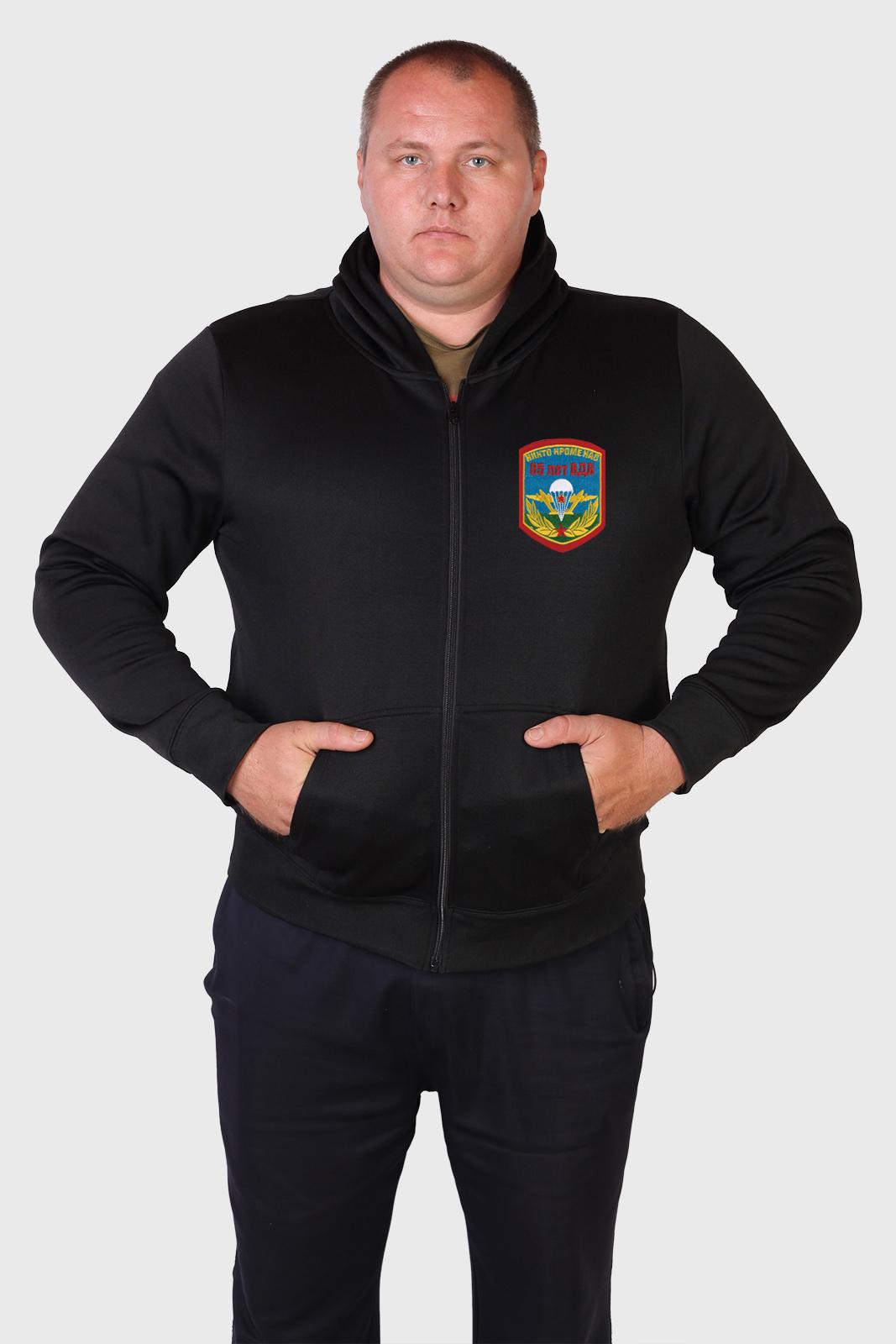 Десантная мужская толстовка ВДВ.