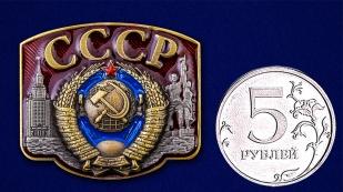 "Декоративная накладка ""Герб СССР"" от Военпро"